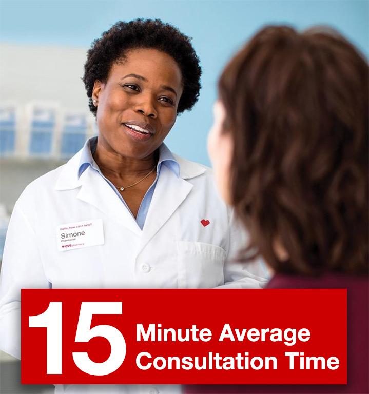 15 min consult